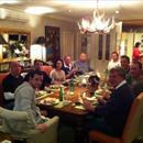 Dinner at Waikato Stud