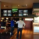 Everyone in the Westbrook tavern after the Hawkes Racing trained Greenedge wins at Ballarat