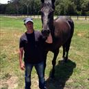 Happy Zero reunites with his jockey Darren Beadman