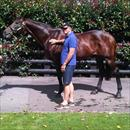 Bruce McAlister with champion Zabeel