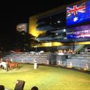 Outstanding display at the Grand Opening of the new Royal Randwick grandstand .. Very exciting times ahead