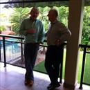 Afternoon at the Hawkes' - Tony Hall and Phil Duggan