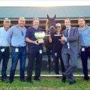 Winner Winner dinner !!!  Fantastic result G3 NJC Newmarket...